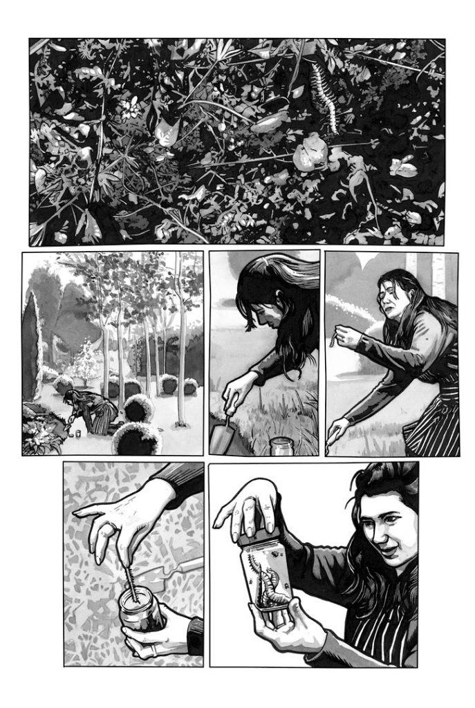 Strangehaven #14 page A ©2002 Gary Spencer Millidge
